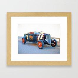 """1933 Roaster 16,5"""" x 11,8"""" Framed Art Print"""