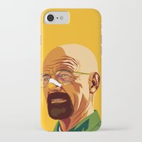 heisenberg iPhone & iPod Cases featuring Heisenberg by Stan Pro
