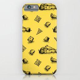 Cheeesy mood iPhone Case