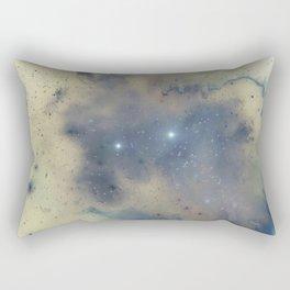 Twin Stars Rectangular Pillow