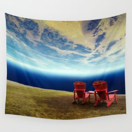 Natural Space Wall Tapestry