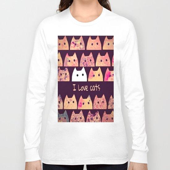 cat-199 Long Sleeve T-shirt