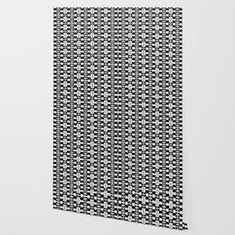 BW-pattern 3 Wallpaper