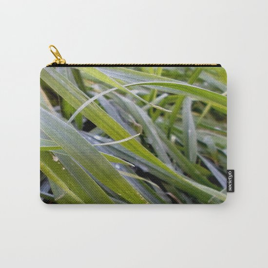 water and greenery Carry-All Pouch