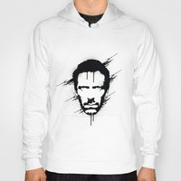house Hoodies featuring House by Durro