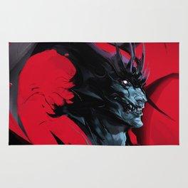 Devilman Rug