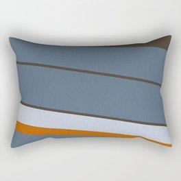 Is a mess Rectangular Pillow