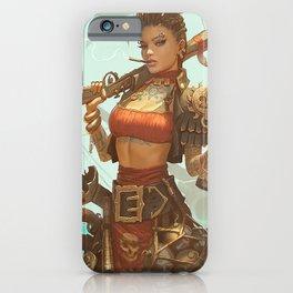 Becka Bone iPhone Case