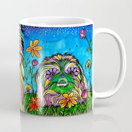 Lily Rose, the Pekingese Coffee Mug