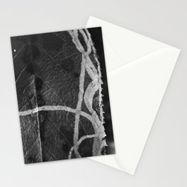 Natural Design is Outside the Lines Stationery Cards