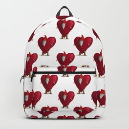 Gnome Is Where the Heart Is Backpack