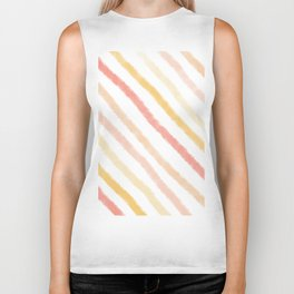 Pattern: Candy Stipes Biker Tank