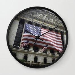 Where Money Grows Wall Clock