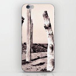 Tierra Yerma iPhone Skin