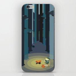 Kentucky Route Zelda - Lost Woods iPhone Skin