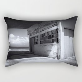 Old New View Rectangular Pillow