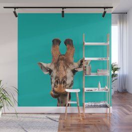 Gee Raffe the Giraffe Wall Mural
