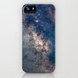 Milky Way Core iPhone Case
