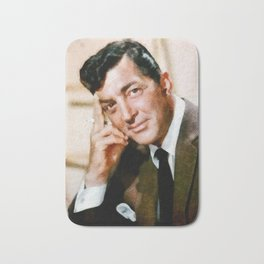 Dean Martin, Hollywood Legend Bath Mat