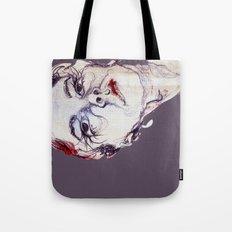 Gasa girl Tote Bag