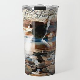 Stevie Nicks - Blue Water Travel Mug