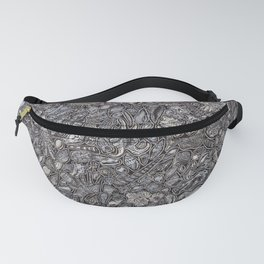 Sea shells Ocean decor Fanny Pack