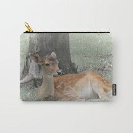 Forest deer Carry-All Pouch