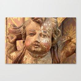 Cherub of Antiquity Canvas Print
