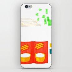 Can It iPhone Skin
