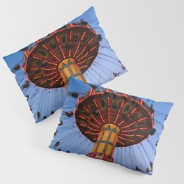 The eighteen-day fair is a robust celebration of the State of California its industries agriculture Pillow Sham