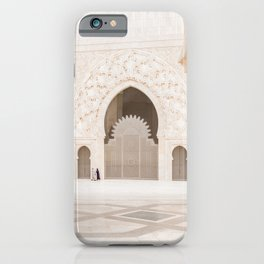 Hassan II Mosque - Casablanca II iPhone Case