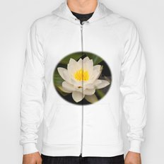 White Water Lilly Hoody