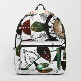 Galaxy Mandala Backpack