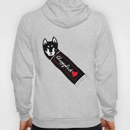 Chappy the Shiba Dog© Chappy Stick Hoody