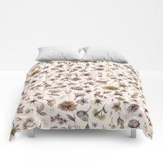 Botanical Study Comforters