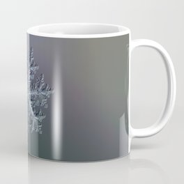 Real snowflake - Hyperion dark Coffee Mug