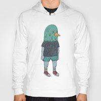 birdman Hoodies featuring BIRDMAN by Levi Gosteli