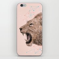 leo iPhone & iPod Skins featuring Leo by dogooder