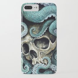 Please my love, don't die so far from the sea... iPhone Case