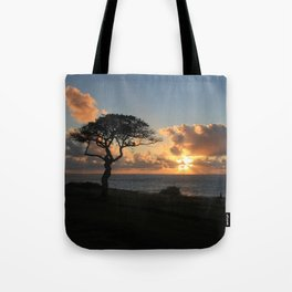 A Tree in Hawaii Tote Bag