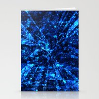breaking Stationery Cards featuring Breaking by 13Halliwell