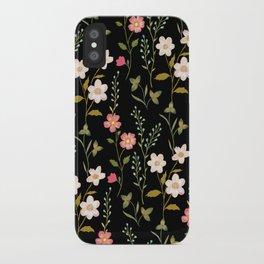 Botanical Study iPhone Case
