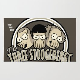 The Three Stoogebergs Rug