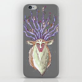Spirit iPhone Skin