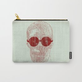Unravel skull Carry-All Pouch