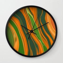 Shiva Abstract6 Wall Clock