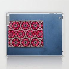 Romany Love 510 on blue wall Laptop & iPad Skin