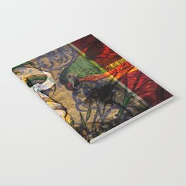 Captured Fragments Notebook