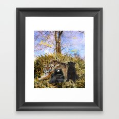 Believe in Magic Framed Art Print
