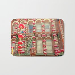 Chinatown III (San Francisco) Bath Mat